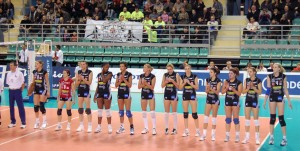 Mulhouse-Cannes : finale de la coupe de France de volley féminin
