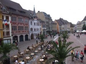 Apéro géant Place la Réunion à Mulhouse