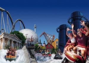 Europa Park : 25 millions d'euros pour réaménager le parc d'attractions