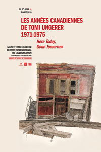 Affiche de l'exposition Tomi Ungerer