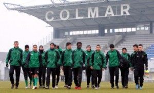 Football : Colmar passe en National
