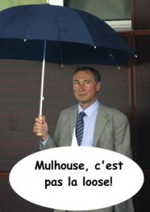 Bockel abandonne la mairie de Mulhouse