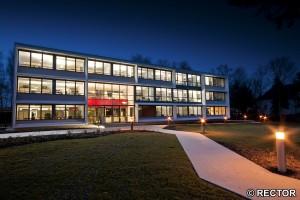Nouveau siège social pour l'entreprise Rector