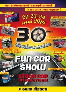 Fun Car's Show à Illzach fête ses 30ans!