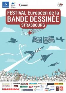 3ème édition du Festival Européen de la Bande Dessinée