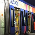 Inauguration du Tram Train entre Mulhouse et Thann