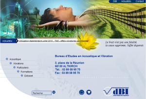 Daniel Beaujon Ingénierie : formation acoustique et vibration