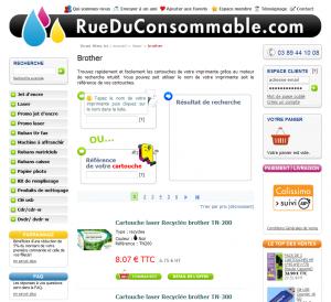 RueDuConsommable: les cartouches d'encre recyclées