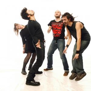 Groupe rock français Eiffel