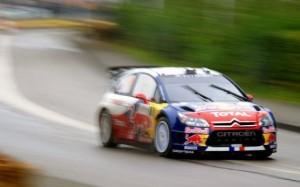 La Citroën de Sébastien Loeb