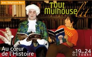 Tout Mulhouse lit 2010 : les rendez-vous, les auteurs