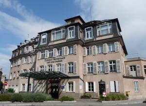 Clinique à Strasbourg : les Diaconesses