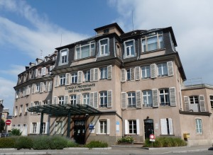 Clinique des Diaconesses, Strasbourg