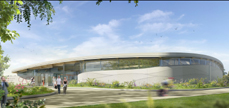 Nouveau centre de formation à la natation à Mulhouse