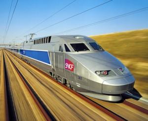 La SNCF fête les 30 ans du TGV à Strasbourg