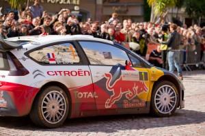 Rallye de France - Rallye d'Alsace 2011 : le nouveau parcours