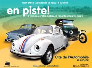 Musée de l'auto de Mulhouse : les voitures rouleront tout l'été!