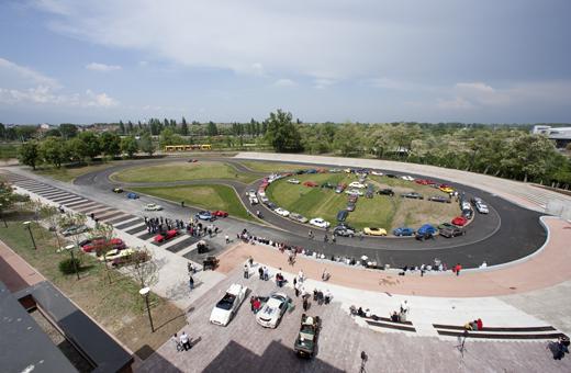 Musée Auto piste autodrome Mulhouse
