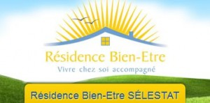 Logo de la Résidence Bien-Etre de Sélestat