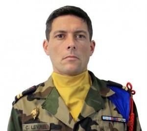 Hommage au lieutenant Levrel à Colmar : soldat mort en Afghanistan