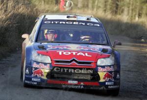 Rallye de France 2011-1ère étape