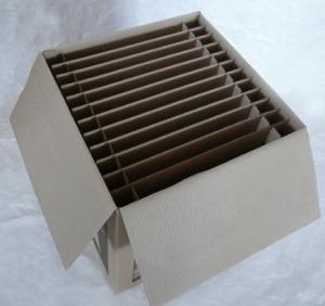 Carton assiette