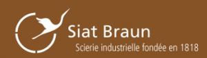 Siat Braun, scierie en Alsace