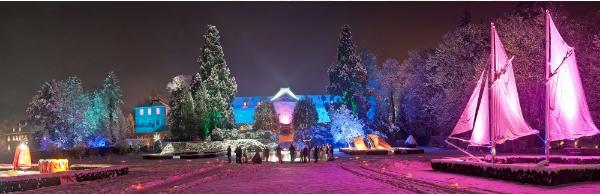 Soirée de Noël au Parc de Wesserling