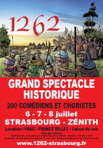 1262 : Strasbourg, Ville Libre