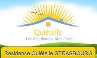 Logo de la Résidence Quiételle de Strasbourg