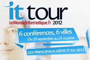 Le Monde Informatique à Strasbourg en octobre 2012