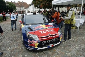 Le Rallye de France-Alsace 2012 dans les starting-blocks