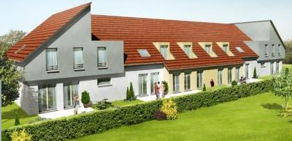 Maison neuve Rixheim