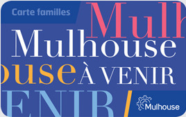 Carte Familles Mulhouse