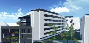 Une résidence pour seniors à Mulhouse
