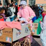 Village-Neuf fête Carnaval