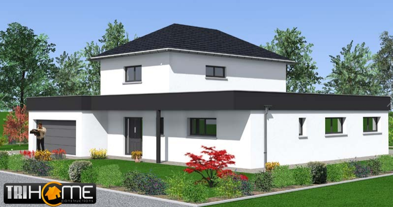Construction maison alsace