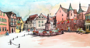 Traditions alsace