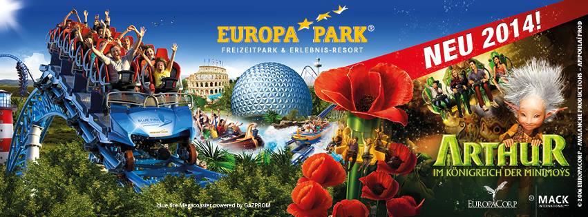 Europa Park 2014
