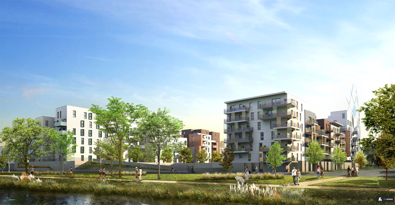 Logement Riviera à Lingolsheim - Mon logement Domial