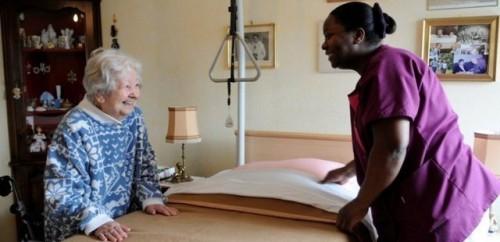 Aide à domicile – Résidence Bien-Etre Nancy