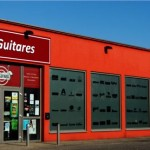 Entreprise alsacienne : Aux Guitares à Illzach