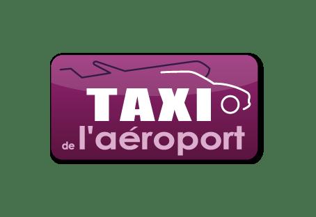 Logo Taxi de l'aéroport