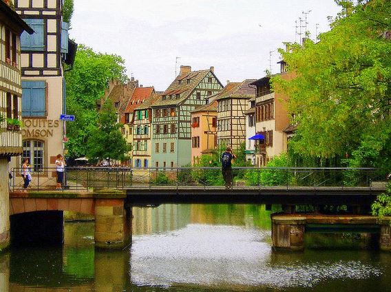 Voyage alsace quoi visiter - Office tourisme strasbourg visites guidees ...