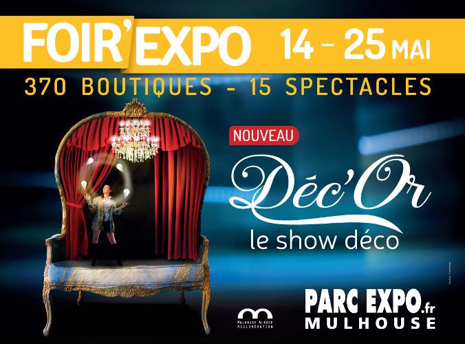 Foir'Expo 2015 Mulhouse