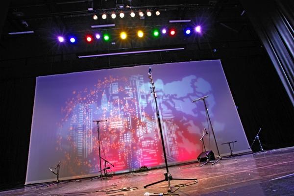 Salle de spectacle le RiveRhin à Village-Neuf