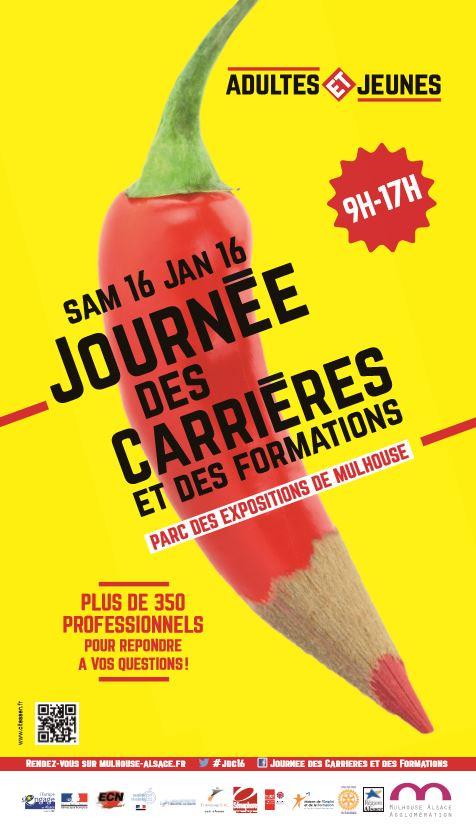 Journée des carrières Mulhouse 2016