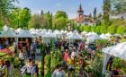 Marché aux fleurs du Zoo de Mulhouse