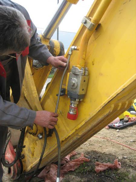 Montage hydraulique par Tractorhin