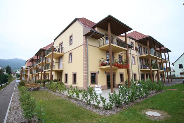 Résidence Quiételle à Wettolsheim